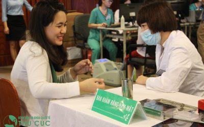 Ngày hội sức khỏe Công ty cổ phần FPT