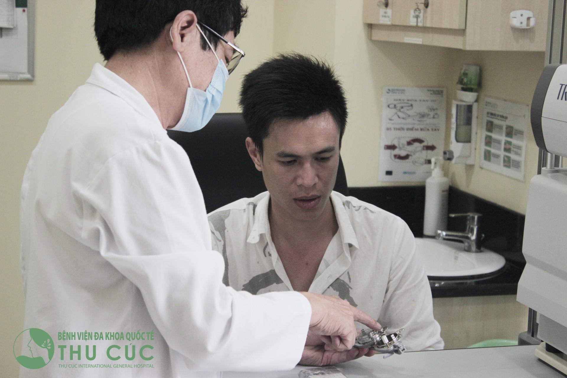 Chữa bệnh nam khoa tại Hà Nội