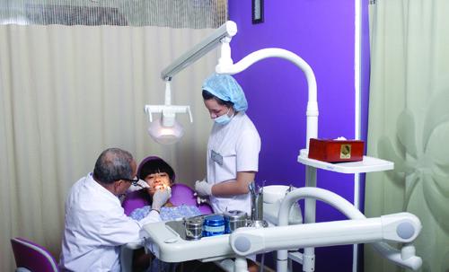 Khám răng ở Hà Nội