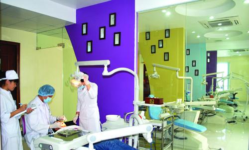 Phòng khám nha khoa Hà Nội