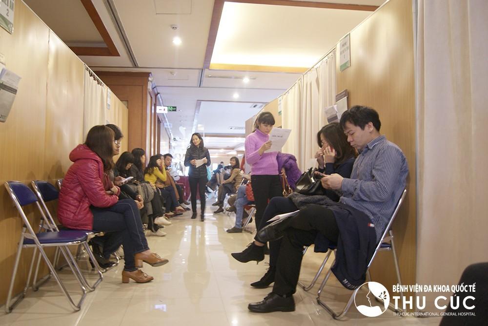 Dịch vụ bệnh viện Thu Cúc như thế nào