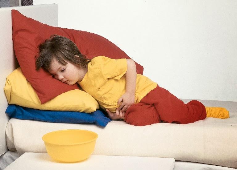 Trẻ rối loạn tiêu hóa ăn gì