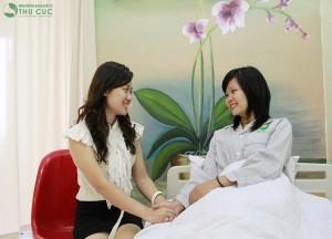Khám và điều trị sớm các bệnh lí sản phụ khoa giúp chị em đảm bảo cho một cuộc sống khỏe mạnh.