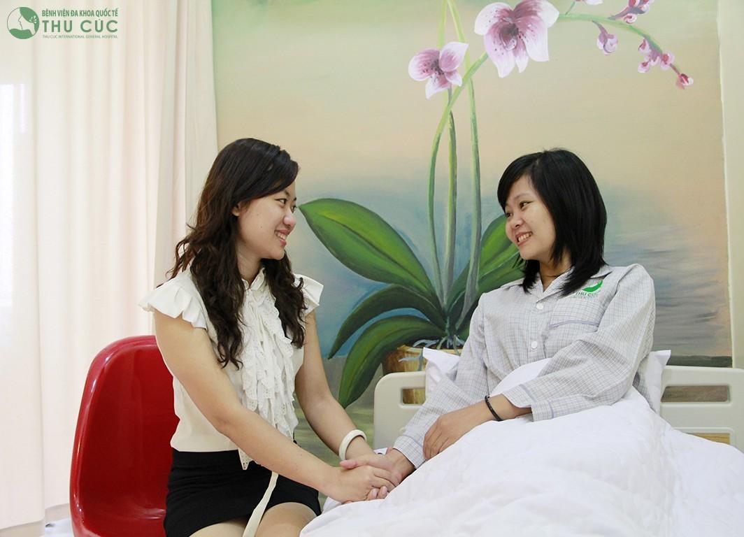 Giá khám bệnh ở bệnh viện Thu Cúc