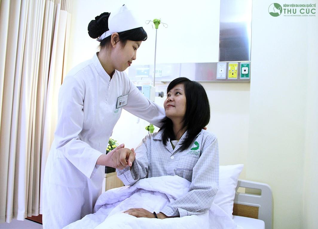 Bệnh viện Thu Cúc chất lượng