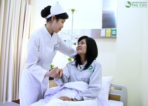 Bệnh viện Thu Cúc luôn cung cấp dịch vụ y tế tốt nhất tới khách hàng (ảnh minh họa).