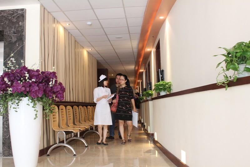 Bệnh viện Đa khoa Quốc tế Thu Cúc ở đâu