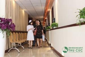 Bệnh viện Thu Cúc là địa chỉ uy tín được khách hàng tin tưởng lựa chọn cho nhu cầu thăm khám và bảo vệ sức khỏe...