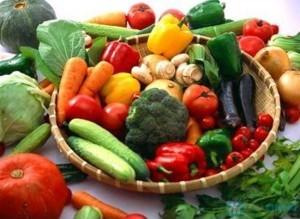 Các loai củ quả thiên nhiên, đặc biệt là chuối rất có lợi cho sức khỏe tim mạch.