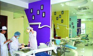 Bệnh viện Thu Cúc luôn áp dụng những công nghệ nha khoa mới nhất, hiện đại nhất để điều trị cho khách hàng.