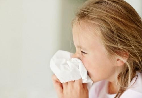 Cách chữa bệnh viêm mũi ở trẻ em