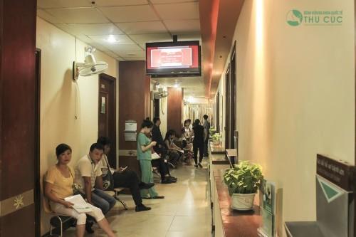 Bệnh viện Thu Cúc là địa chỉ thăm khám, điều trị và chăm sóc sức khỏe uy tín, được nhiều khách hàng lựa chọn.
