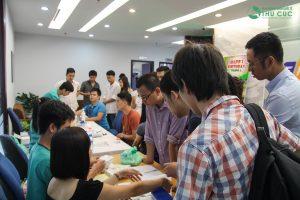 rất nhiều khách hàng tin tưởng, đăng kí khám chữa bệnh theo bảo hiểm y tế tại Bệnh viện Thu Cúc.