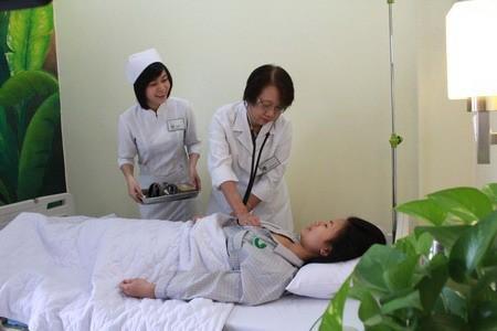 Tại bệnh viện Thu Cúc, người bệnh sẽ được thăm khám, tư vấn điều trị trực tiếp bời các chuyên gia y tế đầu ngành và được sử dụng những dịch vụ y tế chất lượng nhất.