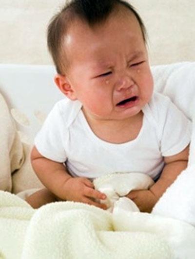 Rối loạn tiêu hóa ở bé