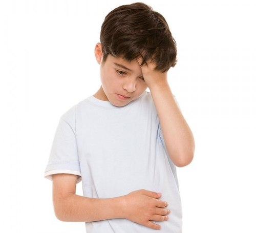 Rối loạn tiêu hóa sốt