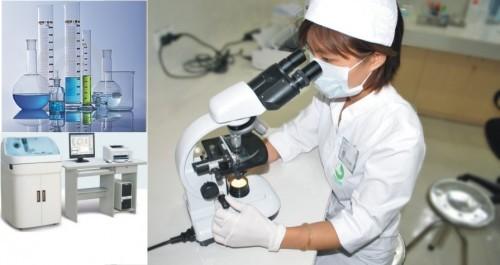 Hệ thống thiết bị y tế hiện đại, cho kết quả chẩn đoán sớm và chính xác nhất giúp cho quá trình điều trị thuận tiện và kết quả điều trị tối ưu nhất.