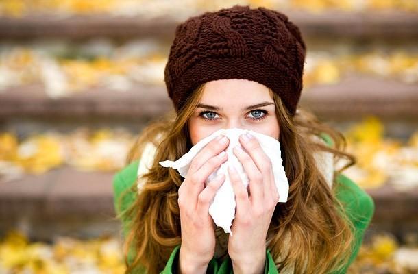 Chữa bệnh viêm mũi dị ứng thời tiết