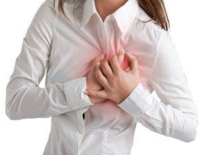 Bệnh lí tim mạch ngày càng gia tăng ở phụ nữ...