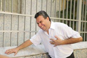 Bệnh thiếu máu cục bộ cơ tim là một trong những bệnh lí rất nguy hiểm đối với sức khỏe và tính mạng con người...(ảnh minh họa).