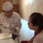 Trường mầm non Chu Văn An khám sức khỏe định kỳ tại Bệnh viện Thu Cúc