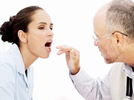 Bệnh viêm họng hạt và cách điều trị