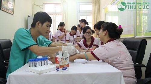 Bệnh viện Thu Cúc đã và đang là đối tác tin cậy của nhiều cơ quan, doanh nghiệp trong việc chăm sóc sức khỏe người lao động.