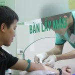 Bệnh viện xét nghiệm máu