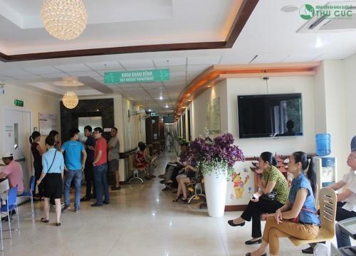 Bệnh viện Thu Cúc là một trong những bệnh viện tư nhân uy tín, được khách hàng đánh giá cao.