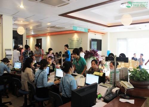 Với chất lượng khám chữa bệnh cao và quy trình khám hiện đại, thuận tiện; bệnh viện Thu Cúc là địa chỉ thăm khám, chăm sóc sức khỏe tin cậy của đông đảo khách hàng.