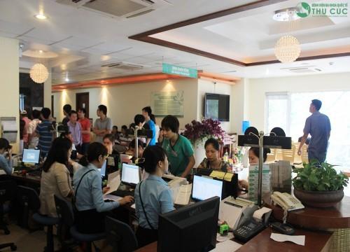 Bệnh viện Thu Cuc là địa chỉ thăm khám, chăm sóc sức khỏe tin cậy của đông đảo khách hàng.
