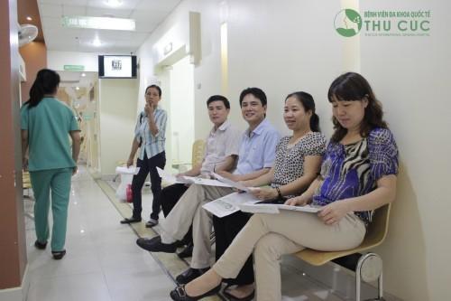 Bệnh viện Thu Cúc là địa chỉ chăm sóc sức khỏe tin cậy của mọi đối tượng khách hàng.