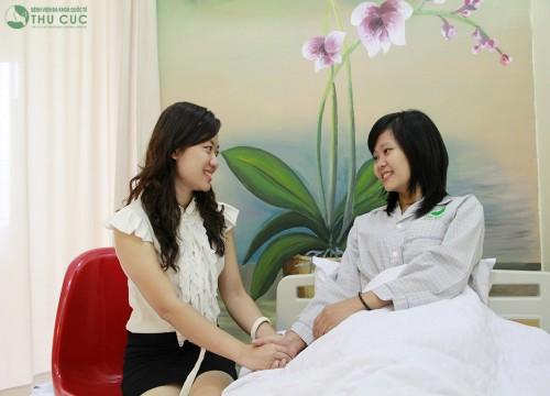 Tại bệnh viện Thu Cúc, khách hàng sẽ được sử dụng những dịch vụ y tế chất lượng cao và được chăm sóc chu đáo nhất.