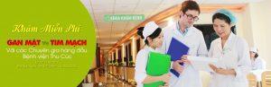 Bệnh viện Thu Cúc là địa chỉ khám chữa gan mật uy tín, chất lượng tại Hà Nội