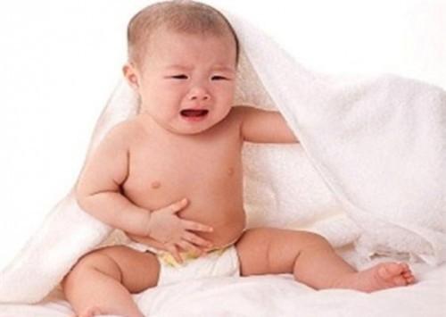Rối loạn tiêu hóa là hội chứng thường gặp ở trẻ em...
