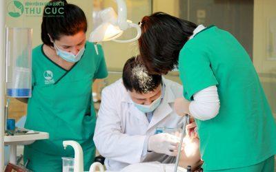 Bác sỹ răng hàm mặt tại bệnh viện Thu Cúc