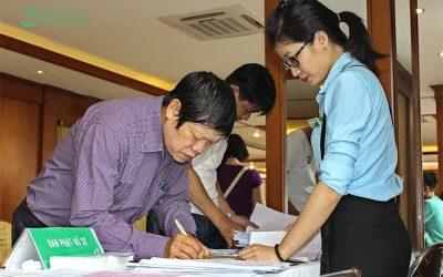 Tổng công ty Hàng Hải Việt Nam – Công Ty TNHH một thành viên khám sức khỏe tại BV Thu Cúc