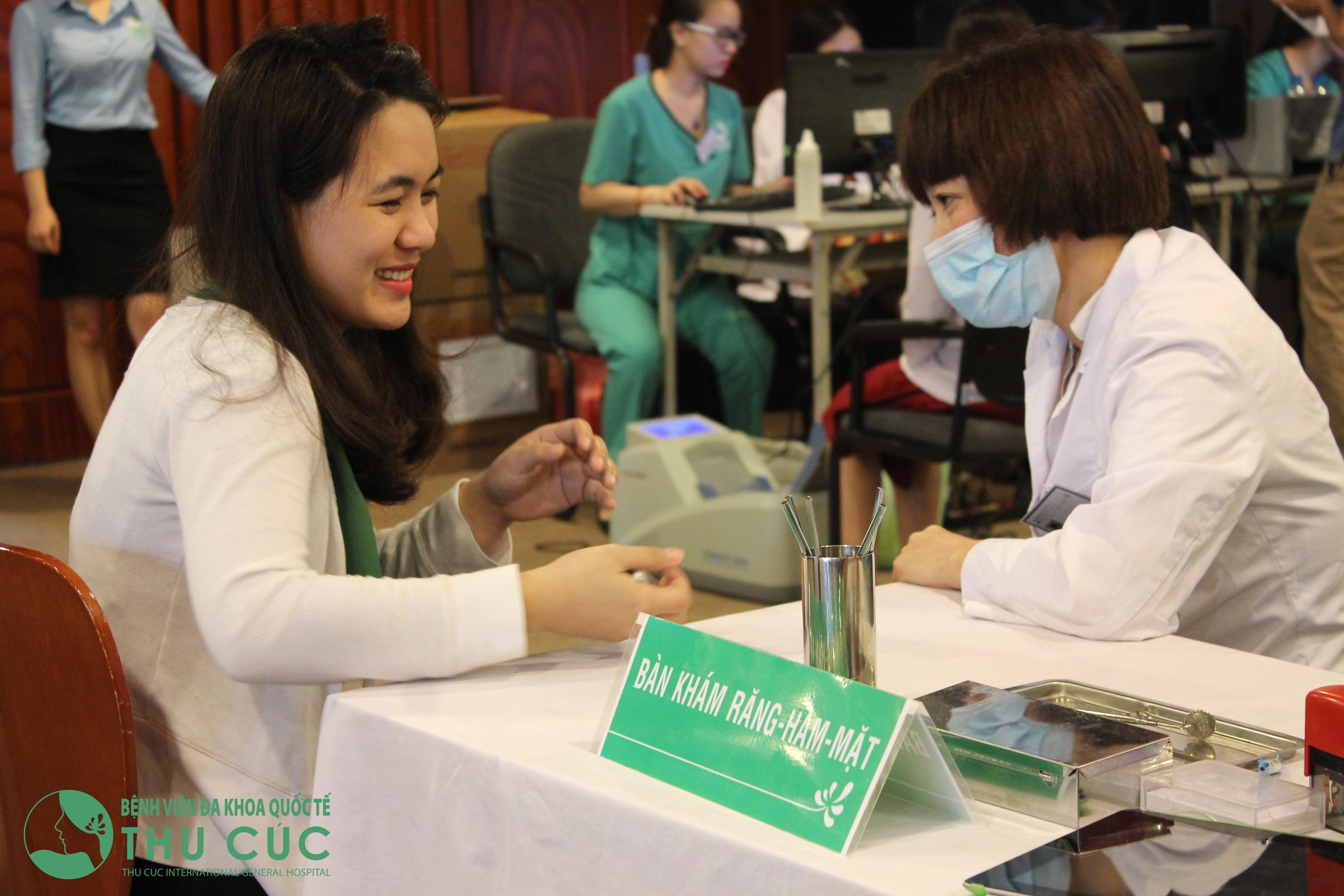 Địa chỉ khám sức khỏe uy tín tại Hà Nội