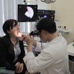 Bác sỹ tai mũi họng bệnh viện Thu Cúc