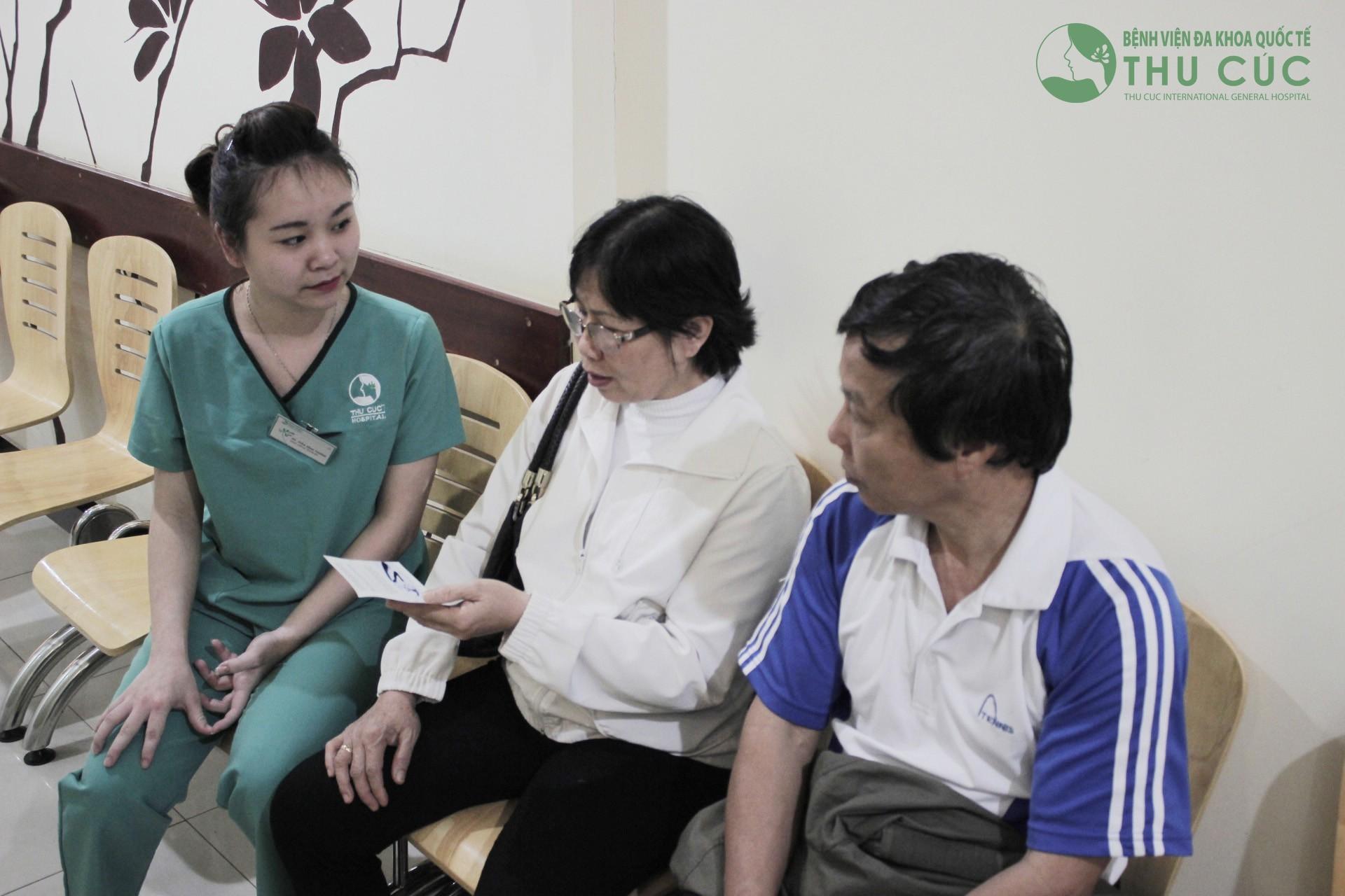 Khám sức khỏe định kỳ cho trường học