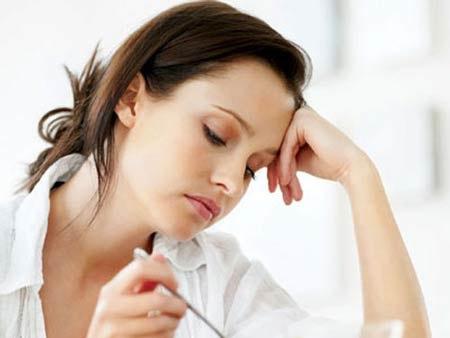 Các bệnh lí về tiêu hóa thường gây ra cảm giác mệt mỏi, chán ăn...