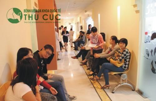 Bệnh viện Thu Cúc là địa chỉ thăm khám, chăm sóc sức khỏe được đông đảo khách hàng tin tưởng lựa chọn.