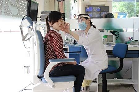 Khám sức khỏe là một trong những dịch vụ mũi nhọn tại Bệnh viện Thu Cúc