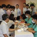 Khám sức khỏe Công ty TNHH Tập đoàn Bitexco – Chi nhánh Hà Nội