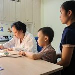 Phòng khám bệnh trẻ em