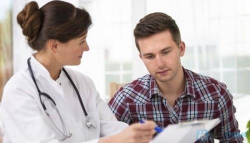 Khám sức khỏe sinh sản nam giới