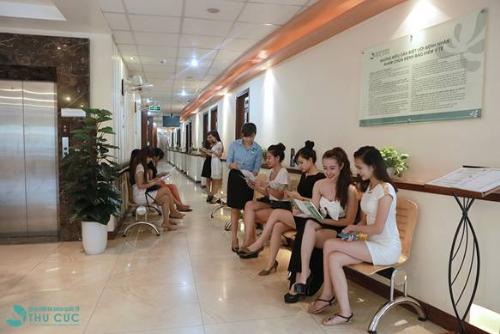 Bệnh viện Thu Cúc có khám phụ khoa không