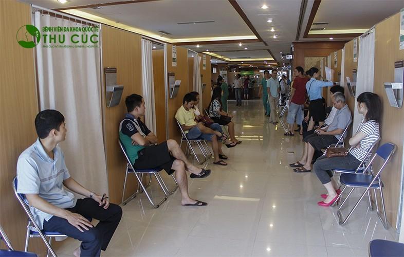 Khám bệnh trĩ ở Hà Nội