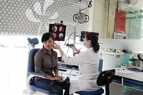 Các bệnh lý về tai mũi họng làm ảnh hưởng trực tiếp tới sinh hoạt hàng ngày của người bệnh.
