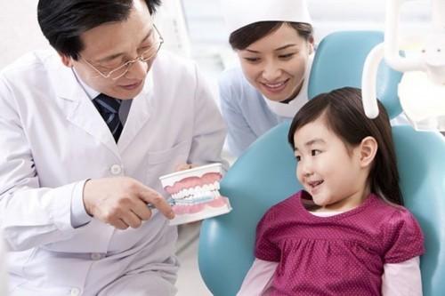 Phòng khám nha khoa cho trẻ123
